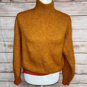 Promod Mock Neck Sweater
